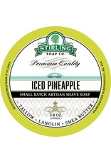 Stirling Soap Co. Stirling Shave Soap - Iced Pineapple