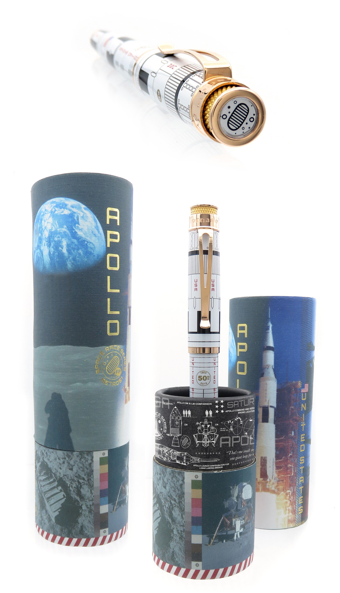 Retro 51 Apollo Fountain Pen