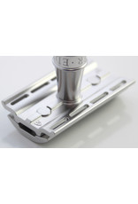Edwin Jagger Edwin Jagger 3One6 Stainless Steel Silver Safety Razor