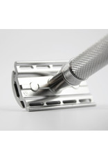 Edwin Jagger Edwin Jagger 3One6 Stainless Steel Knurled Safety Razor