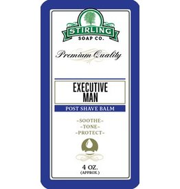 Stirling Soap Co. Stirling Post Shave Balm - Executive Man