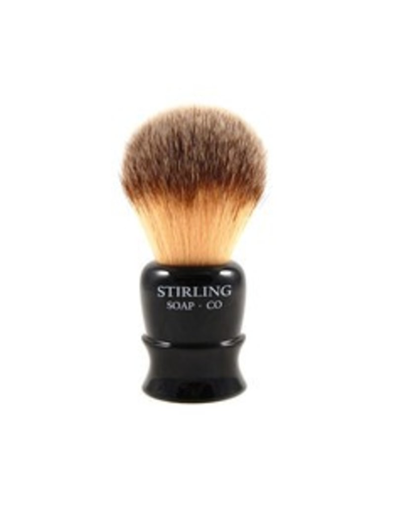 Stirling Soap Co. Stirling Synthetic Shave Brush - 22*51