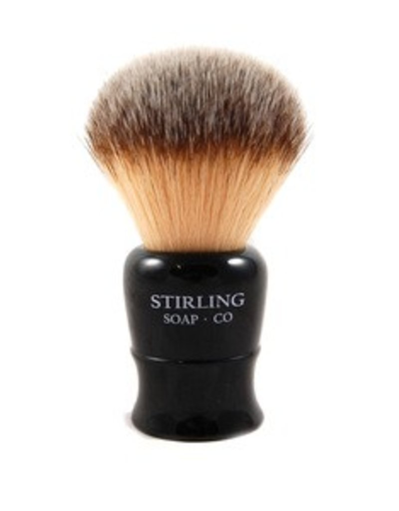 Stirling Soap Co. Stirling Synthetic Shave Brush - 24*51