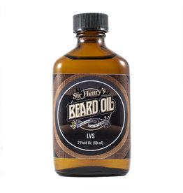 Black Tie Razor Company Sir Henry's Beard & Pre-Shave Oil - LVS