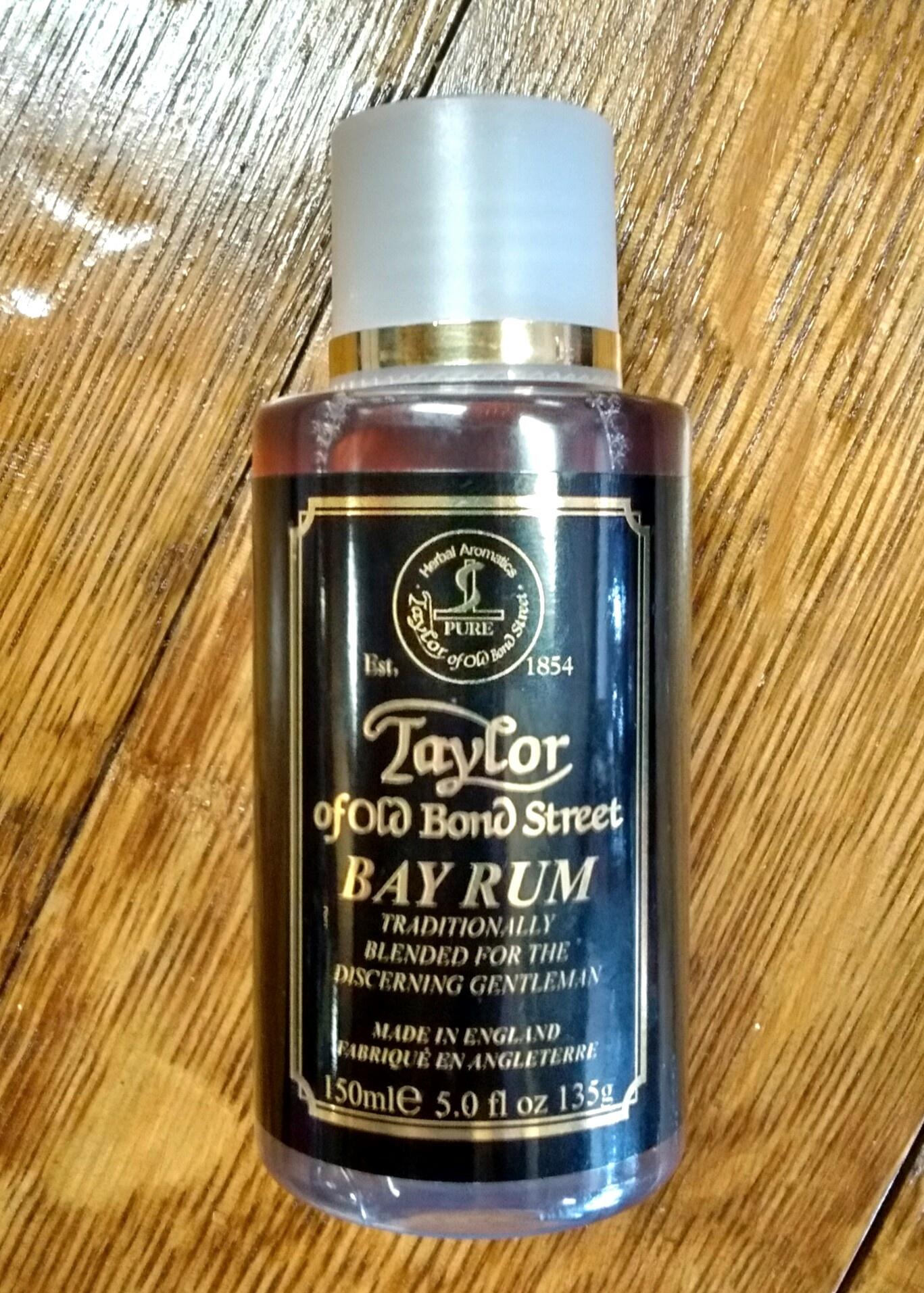 Taylor of Old Bond Street SALE: Taylor of Old Bond Street Bay Rum Aftershave Splash