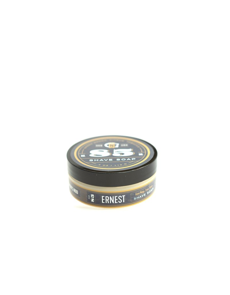 Gentleman's Nod Gentleman's Nod Shave Soap - Ernest 85