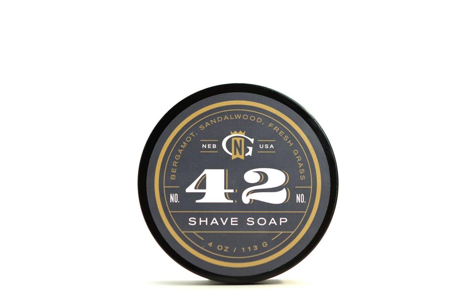 Gentleman's Nod Gentleman's Nod Shave Soap - Jackie 42
