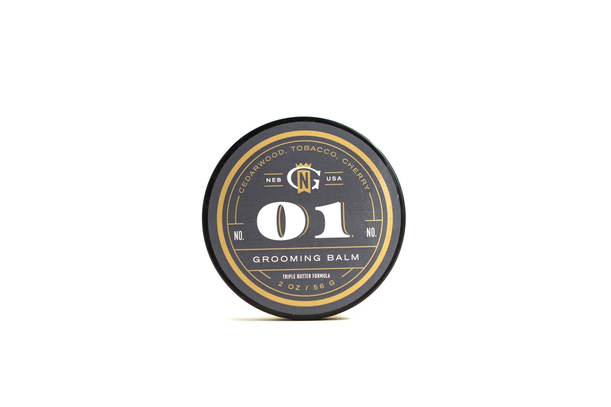 Gentleman's Nod Gentleman's Nod Grooming Balm - George 01