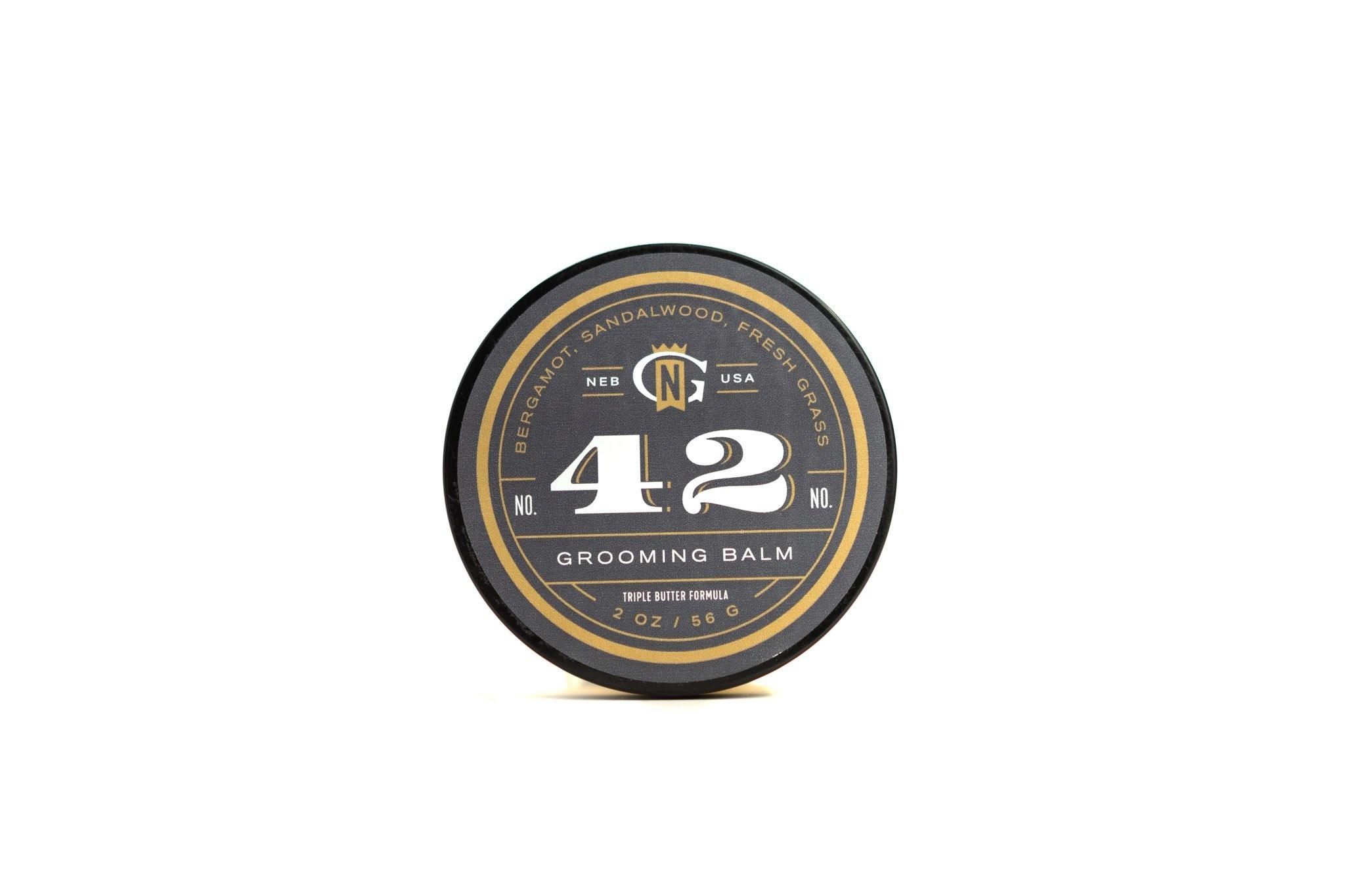 Gentleman's Nod Gentleman's Nod Grooming Balm - Jackie 42