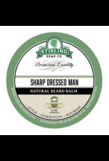 Stirling Soap Co. Stirling Beard Balm 2 oz - Sharp Dressed Man
