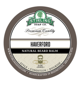 Stirling Soap Co. Stirling Beard Balm 2 oz - Haverford