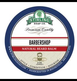 Stirling Soap Co. Stirling Beard Balm 2 oz - Barbershop