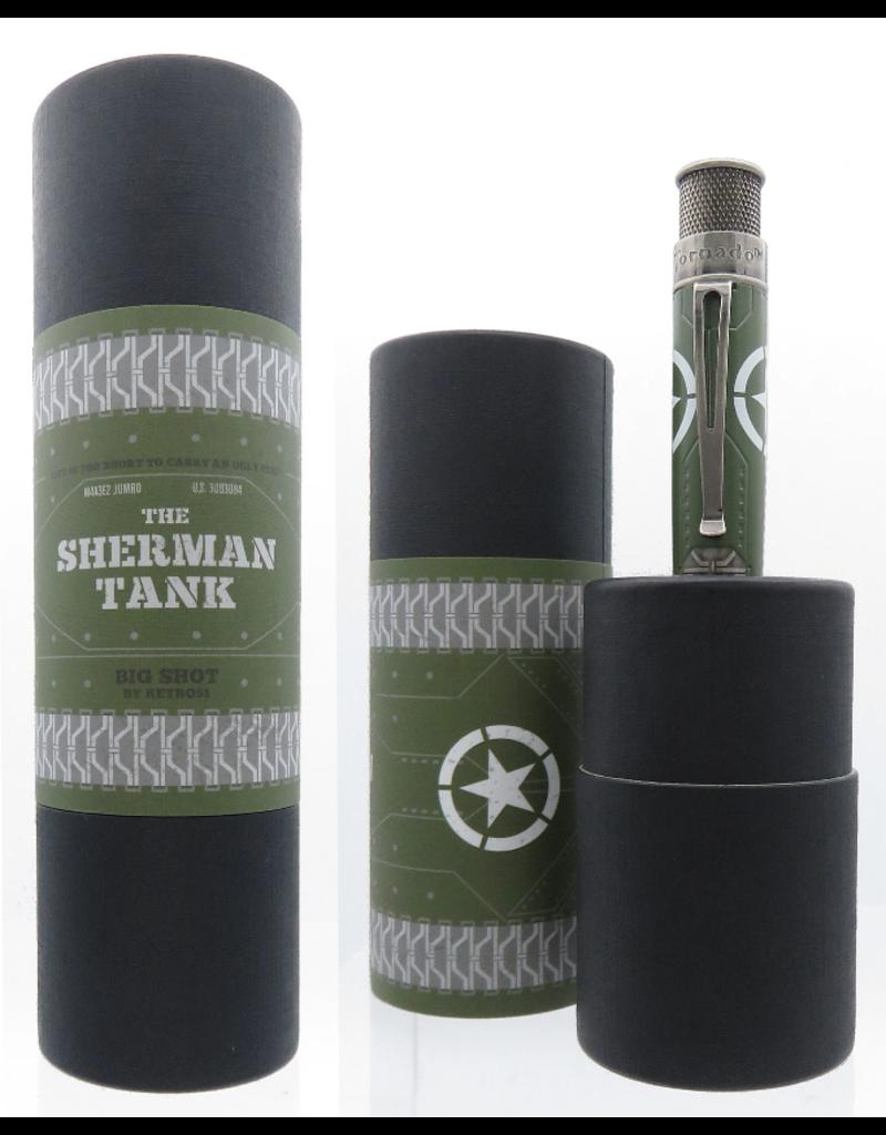 Retro 51 Big Shot Sherman Tank Pen by Retro51