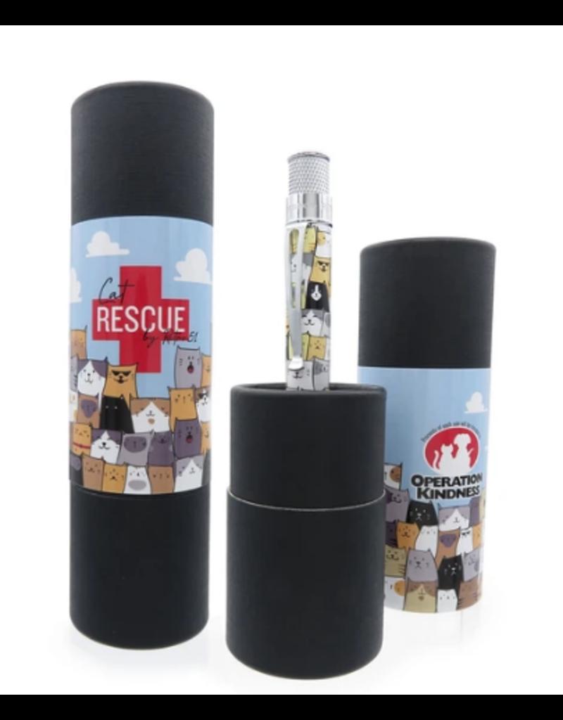 Retro 51 Cat Rescue Series 3 Ballpoint Pen by Retro51