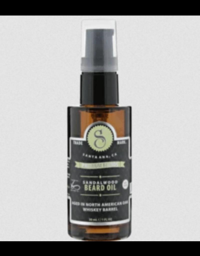 Suavecito Suavecito Premium Beard Oil