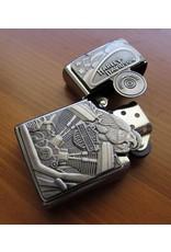 Zippo Harley Davidson Hidden Eagle Lighter