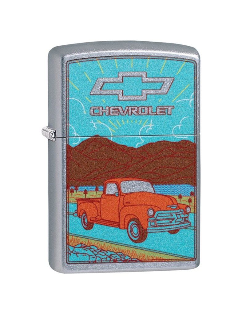 Zippo Retro Chevrolet Lighter