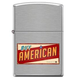 Zippo Buy American Lighter