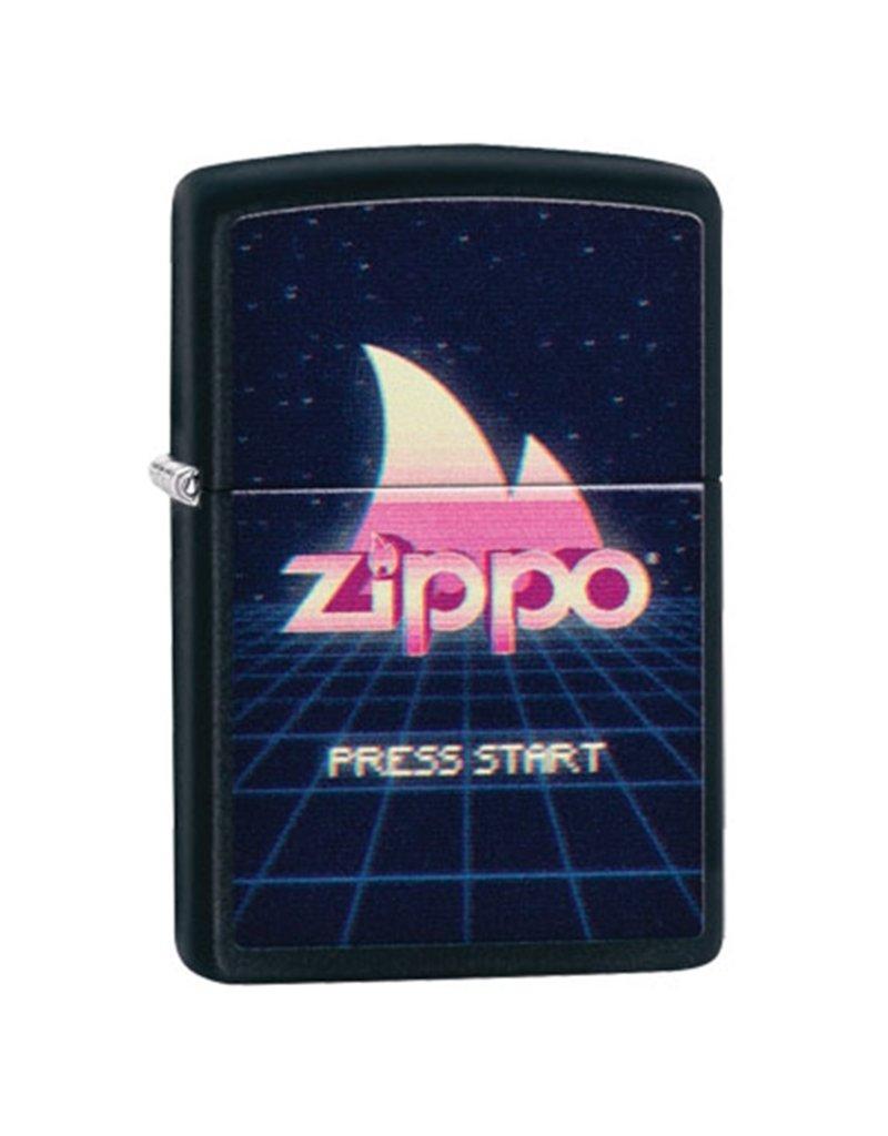 Zippo Press Start Lighter