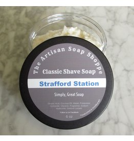 The Artisan Soap Shoppe The Artisan Soap Shoppe - Strafford Station Shaving Soap