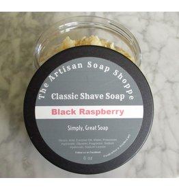 The Artisan Soap Shoppe The Artisan Soap Shoppe - Black Raspberry Vanilla Shaving Soap