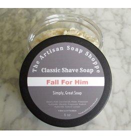 The Artisan Soap Shoppe The Artisan Soap Shoppe - Fall For Him Shaving Soap