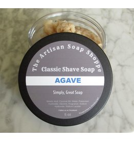 The Artisan Soap Shoppe The Artisan Soap Shoppe - Agave Shaving Soap