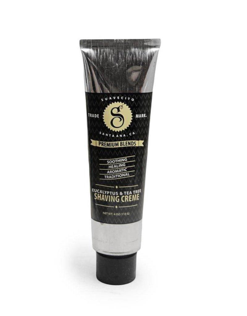 Suavecito Suavecito Premium Eucalyptus & Tea Tree Shaving Creme