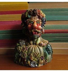 Parastone Arcimboldo Vertumnus God Of Seasons Statue