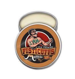 Grave Before Shave Fisticuffs Mustache Wax Strong Hold