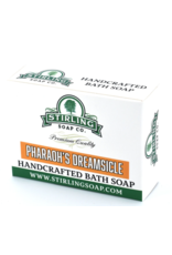 Stirling Soap Co. Stirling Bath Soap - Pharaoh's Dreamsicle