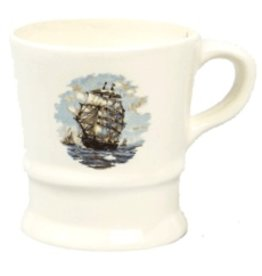 Col. Conk Ship Shave Mug