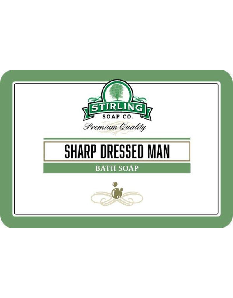Stirling Soap Co. Stirling Bath Soap - Sharp Dressed Man