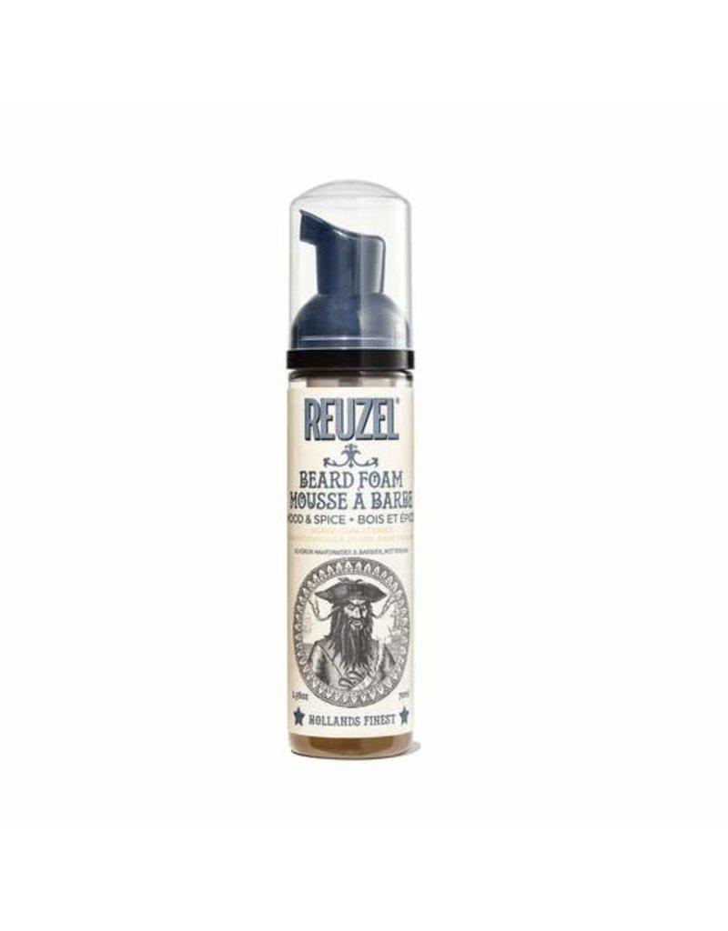 Reuzel Reuzel Wood & Spice Beard Foam