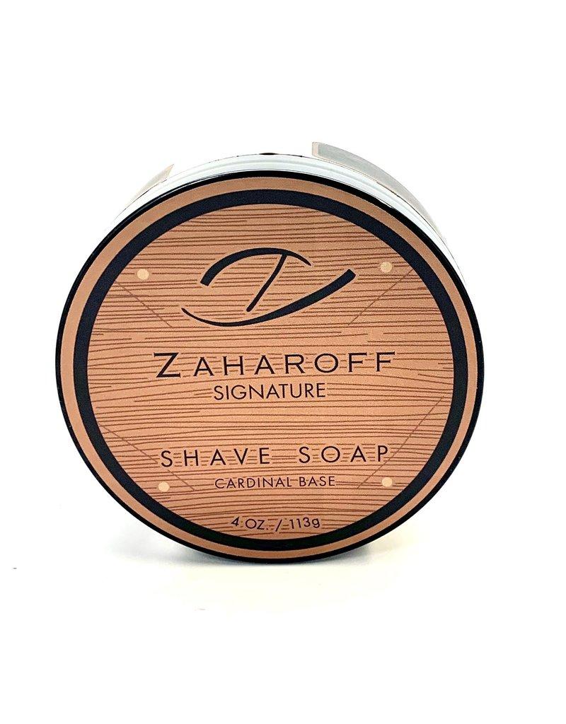 Gentleman's Nod Gentleman's Nod Shave Soap - Zaharoff Signature