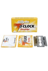 Gillette 7 O'Clock Sharp Edge Double Edge Blades