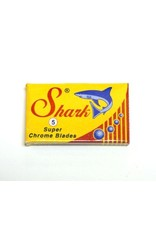 Shark Super Chrome Double Edge Blades - Pack of 5