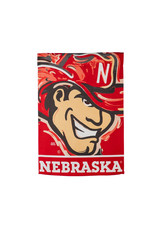 Art Sports Flag - University of Nebraska