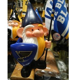 Flag Holder Gnome - St. Louis Blues