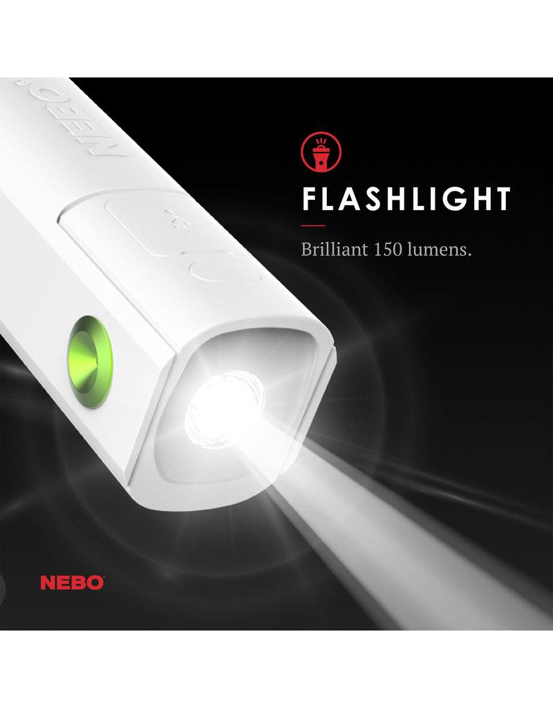 NEBO Nebo Pal-360 Fan, Light & Powerbank