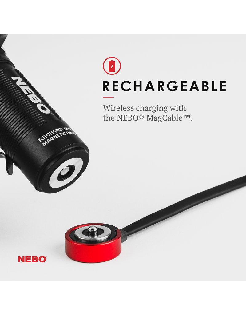 NEBO Nebo Swyvel Rechargeable Flashlight