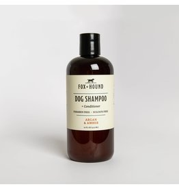 Fox + Hound Dog Shampoo + Conditioner - Argan & Amber