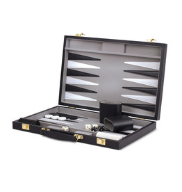 Wood Expressions Backgammon Set