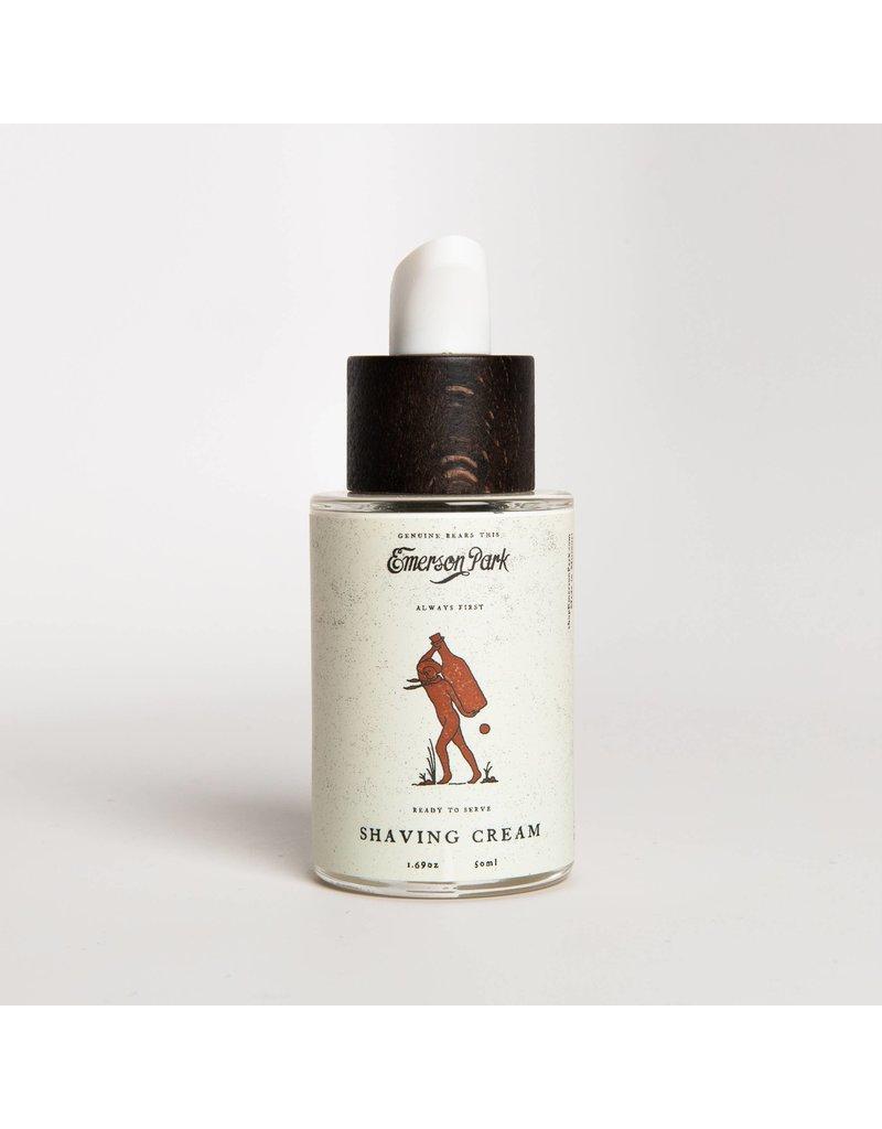 Emerson Park Emerson Park Shaving Cream - White Label