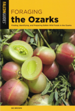 """""""Foraging the Ozarks"""" Book by Bo Brown"""