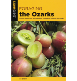 """Foraging the Ozarks"" Book by Bo Brown"
