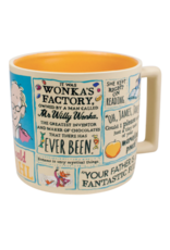 Unemployed Philosophers Guild Roald Dahl Mug