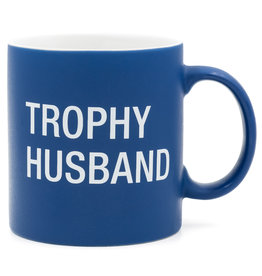 About Face Trophy Husband Mug