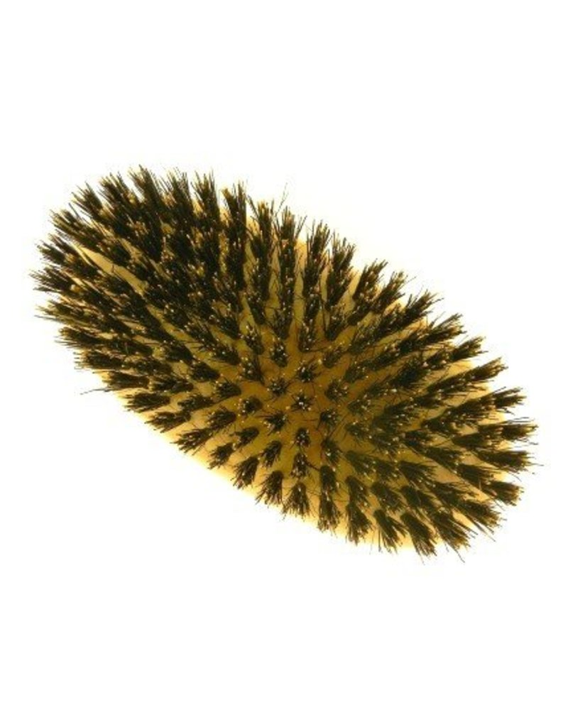 Bass Brushes R.S. Stein Beard Brush, Oval/Firm