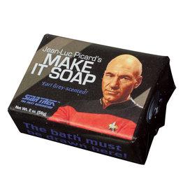 Make It Soap! Picard Soap